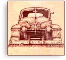 Nineteen Forty-One Olds Metal Print