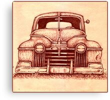 Nineteen Forty-One Olds Canvas Print