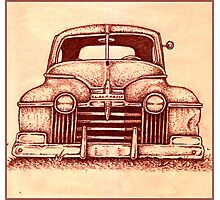 Nineteen Forty-One Olds Photographic Print