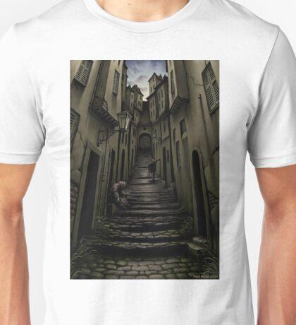 Rue d'Auseil Unisex T-Shirt