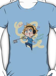 The keyblade master! T-Shirt