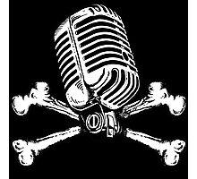 PIRATE RADIO Photographic Print