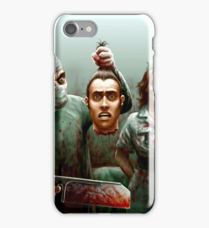 Malpractice iPhone Case/Skin