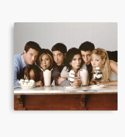 FRIENDS (TV SHOW)  Canvas Print