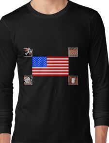 Rainbow 6: FBI SWAT Long Sleeve T-Shirt
