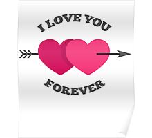 I Love You Forever Poster