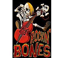 Rockin Bones - full colour Photographic Print
