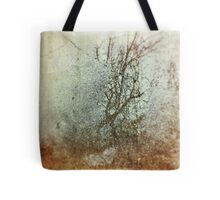 Winter in My Heart Tote bag