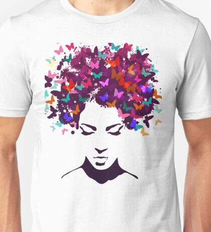 Beauty In Colors  Unisex T-Shirt