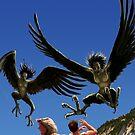 Horror of the Harpies by Paul Mudie