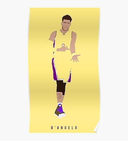 D'Angelo Russel Poster