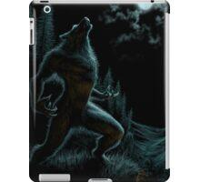 Howl of the Werewolf iPad Case/Skin