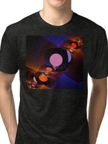 Mirror Sunsets Tri-blend T-Shirt