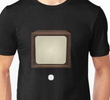 Glitch bag furniture mahogany storage display box Unisex T-Shirt