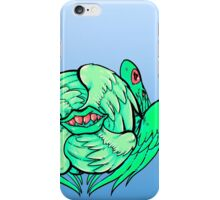 Sassy Seraphim Mint iPhone Case/Skin
