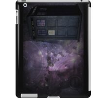 Steampunk Dr Who & Tardis iPad Case/Skin