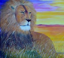 Pride of Africa by leannedavy