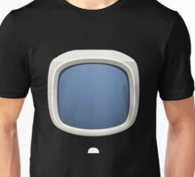 Glitch bag furniture retro sci fi storage display box Unisex T-Shirt