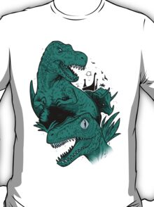 Dinosaur Blue T-Shirt