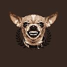 Chihuahua by grafoxdesigns