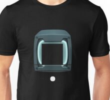 Glitch bag furniture sci fi monitor storage display box Unisex T-Shirt