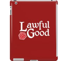 Lawful Good iPad Case/Skin