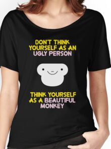 dont think wrong about you Women's Relaxed Fit T-Shirt