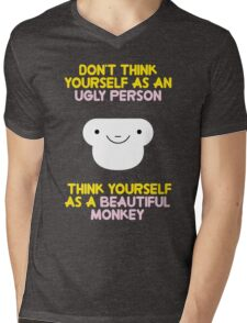 dont think wrong about you Mens V-Neck T-Shirt