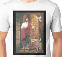 every knee shall bow-Philippians 2:9,10 Unisex T-Shirt