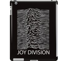 Joy Division W iPad Case/Skin