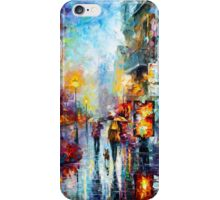 Melody of Passion - Leonid Afremov iPhone Case/Skin
