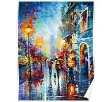 Melody of Passion - Leonid Afremov Poster