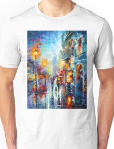 Melody of Passion - Leonid Afremov Unisex T-Shirt