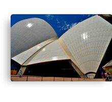 Opera House, Sydney Canvas Print