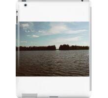 Placid Waters of Deer Lake iPad Case/Skin