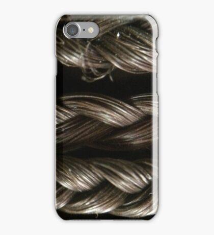braids iPhone Case/Skin
