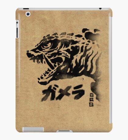 Waterbrushed Monster Turtle iPad Case/Skin