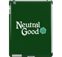 Neutral Good iPad Case/Skin