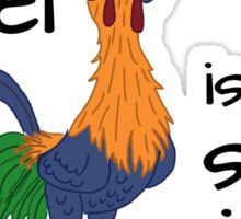 Heihei is my Spirit Animal Sticker