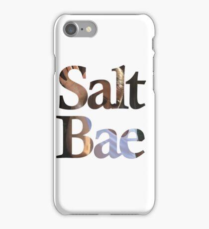 Salt Bae Meme (font) iPhone Case/Skin