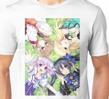 Hyperdimension Neptunia Unisex T-Shirt