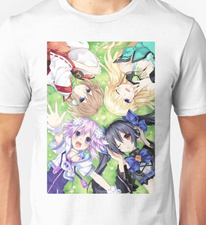 Hyperdimension Neptunia Unisex T-Shirt