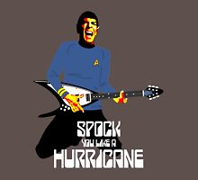 Spock You (White Font) Unisex T-Shirt