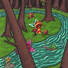Frisky Forest by FedericoArts
