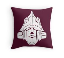 Megadeus Looks On With Approval Throw Pillow