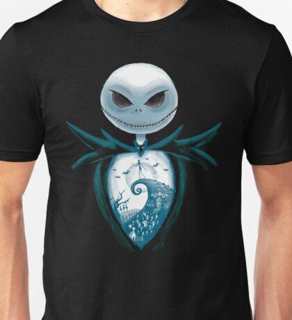 Inner Halloween Unisex T-Shirt