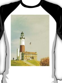 Montauk Lighthouse T-Shirt