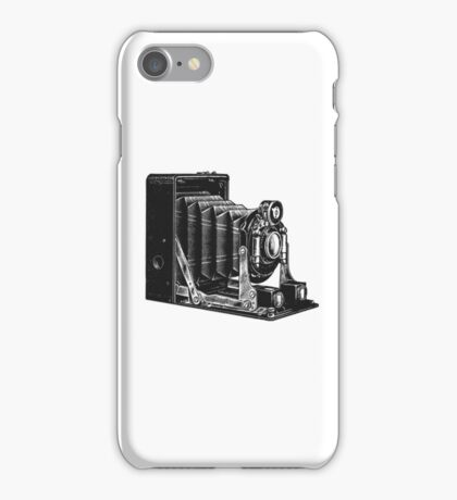Vintage Camera Clothing and Merchandise iPhone Case/Skin