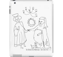 The Arnolfini Marriage- Jan van Eyck iPad Case/Skin