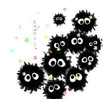 Soot Sprites by kittyalyst